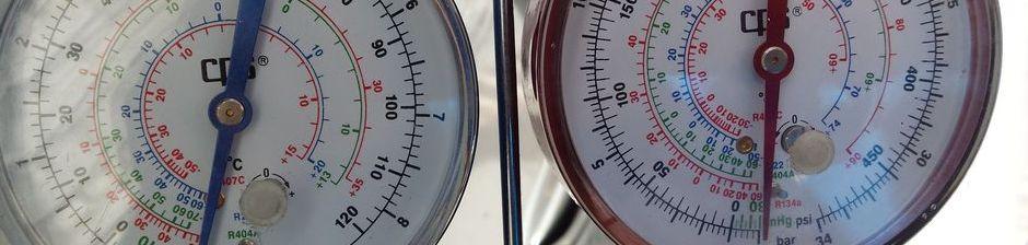 Air-Condition-Service- gauge