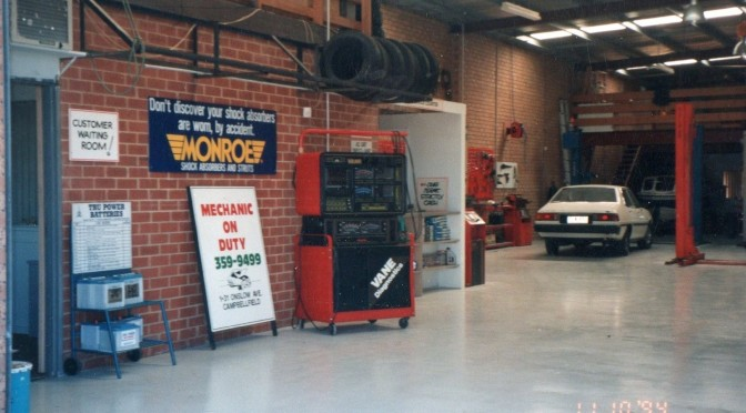 Alfa Romeo Fiat Abarth Lancia Workshop in Campbellfield