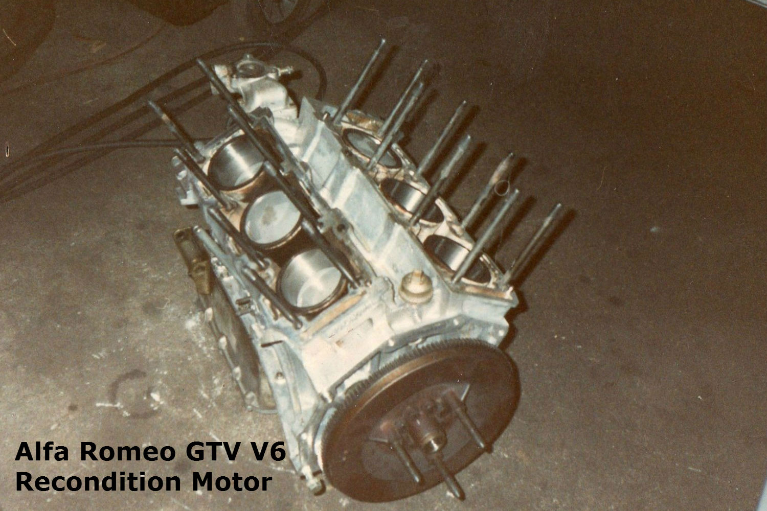 GTV 6 Recondition Head
